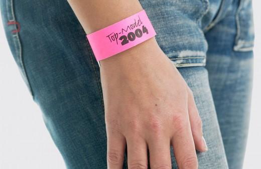 paper-wristband